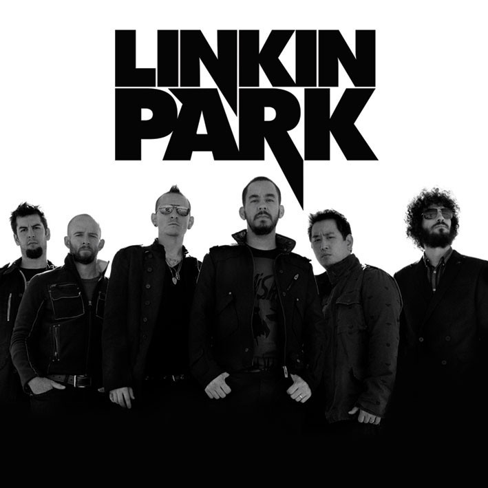 LINKIN PARK - minutes Sticker