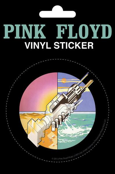 Pink Floyd - Wish You Were Here Sticker