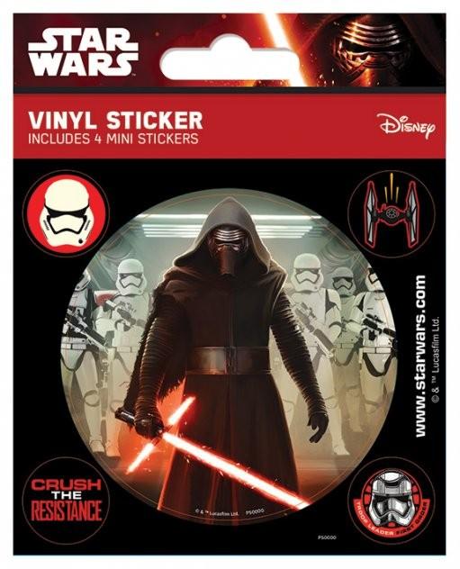 Star Wars Episode VII: The Force Awakens - Kylo Ren Sticker