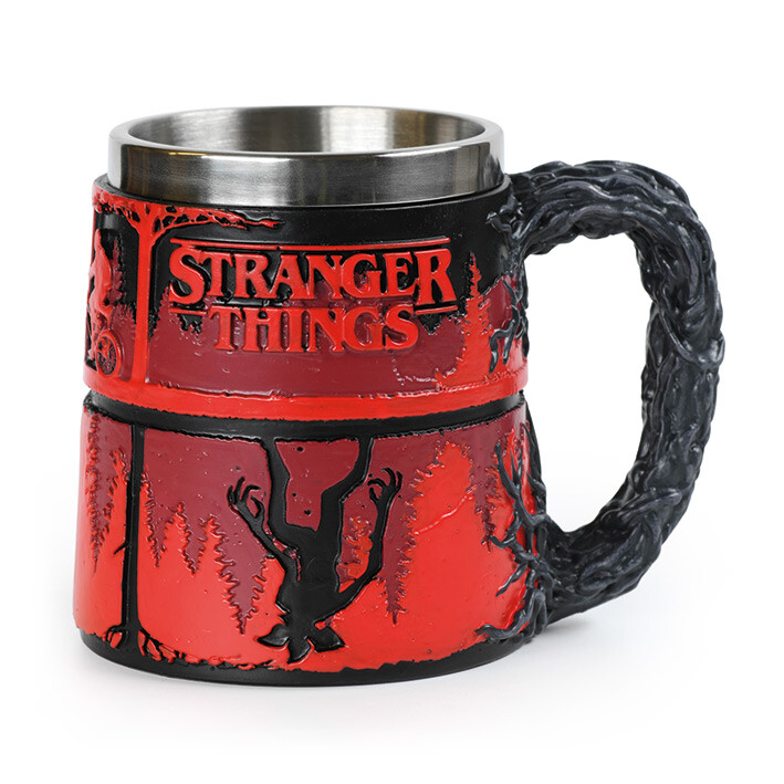 Cup Stranger Things