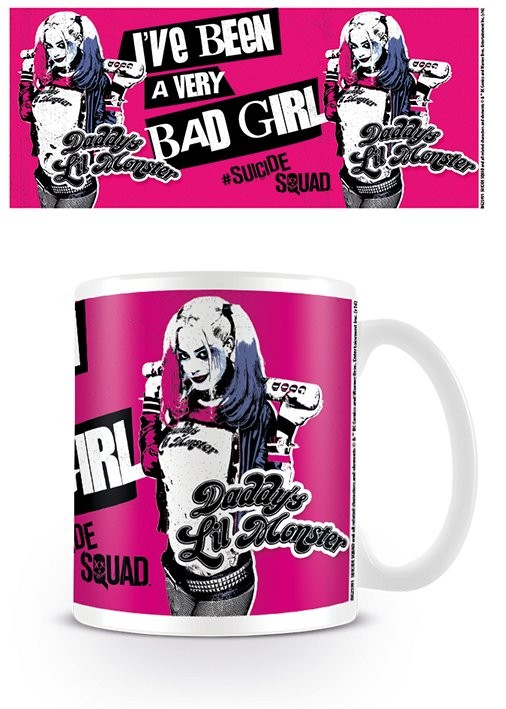 Mug Suicide Squad - Bad Girl