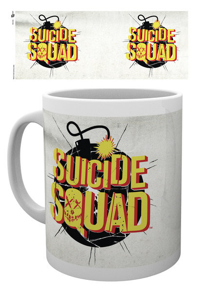 Cup Suicide Squad - Bomb