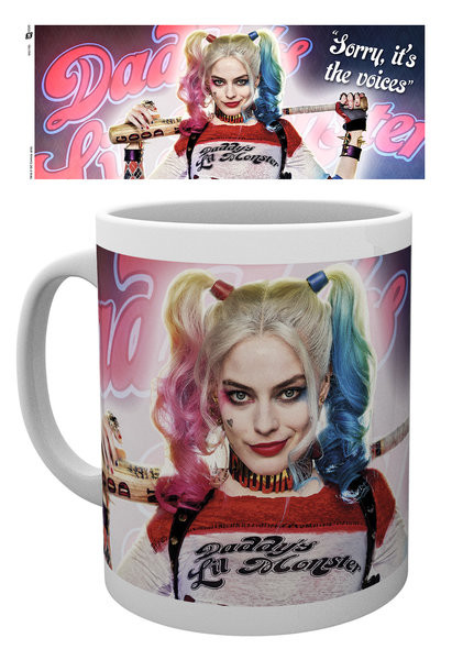 Cup Suicide Squad - Good Night