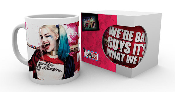 Cup Suicide Squad - Harley Wink