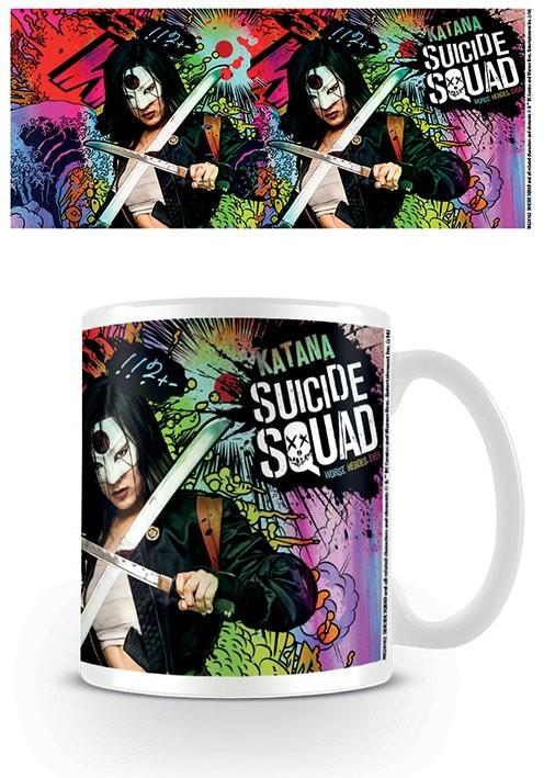 Cup Suicide Squad - Katana Crazy