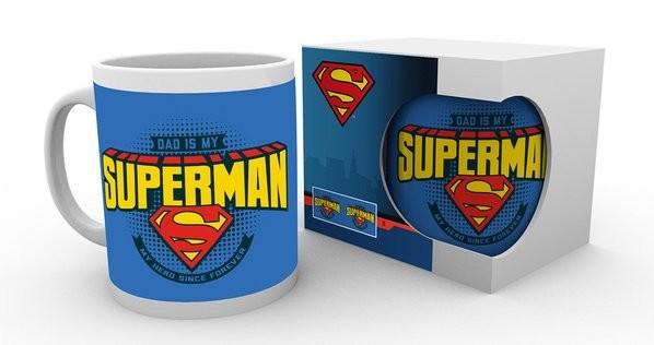 Mug Superman - Dad is Superman