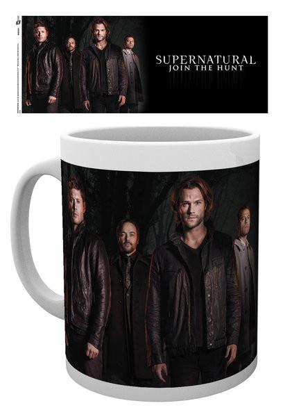 Mug Supernatural - Key Art