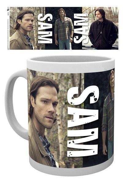 Cup Supernatural - Sam