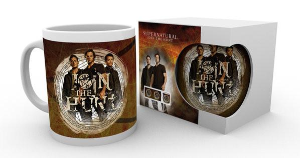 Cup Supernatural - Trio