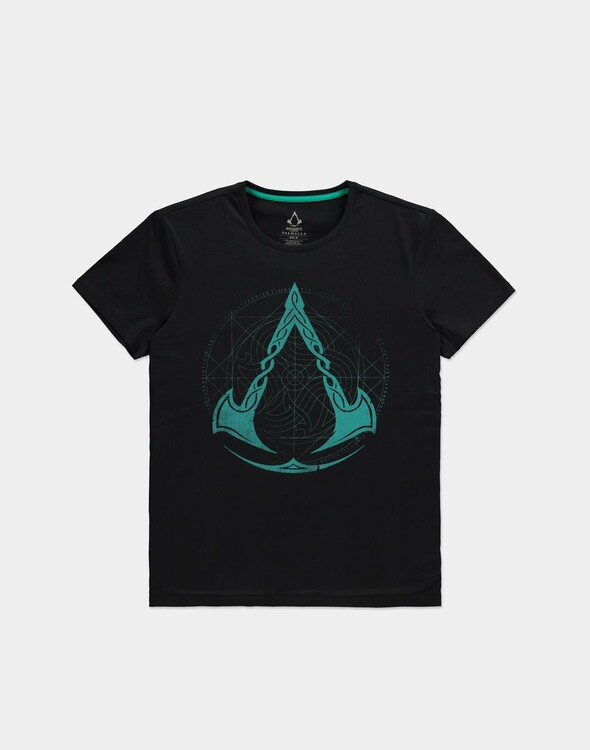 T-shirts Assassin's Creed: Valhalla - Crest Grid