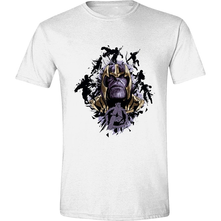 Avengers: Endgame - Warlord Thanos T-Shirt