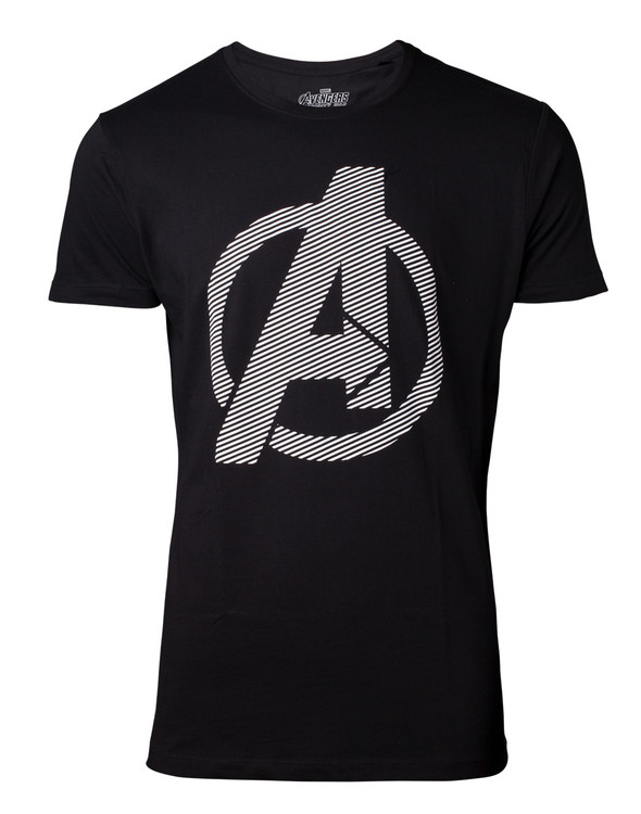 Avengers Infinity War - Avengers Logo T-Shirt