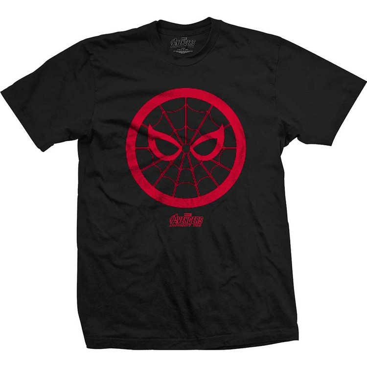 Avengers - Infinity War Spider Man Icon T-Shirt