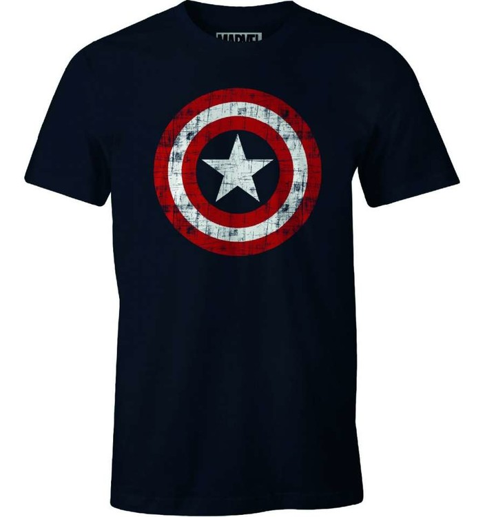 Captain America - Logo T-Shirt