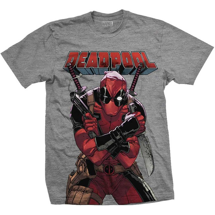 Deadpool - Big Print T-Shirt