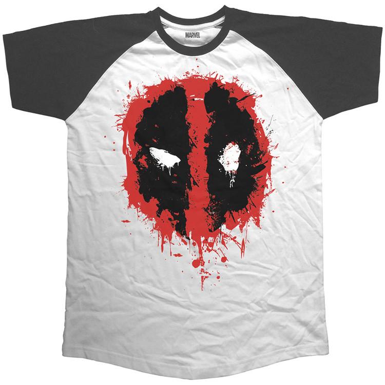 Deadpool - Splat Icon T-Shirt