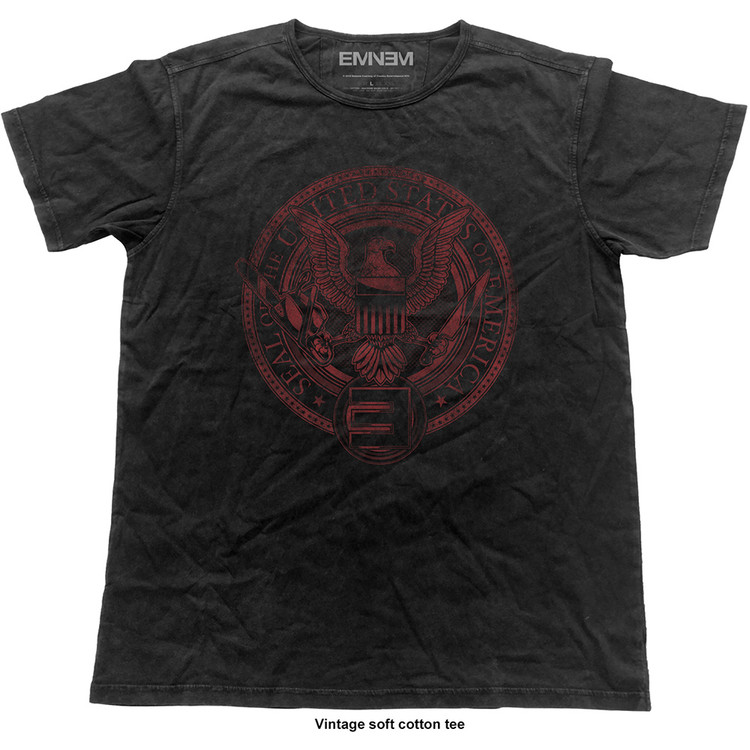 Eminem - Emerica Seal Vintage T-Shirt