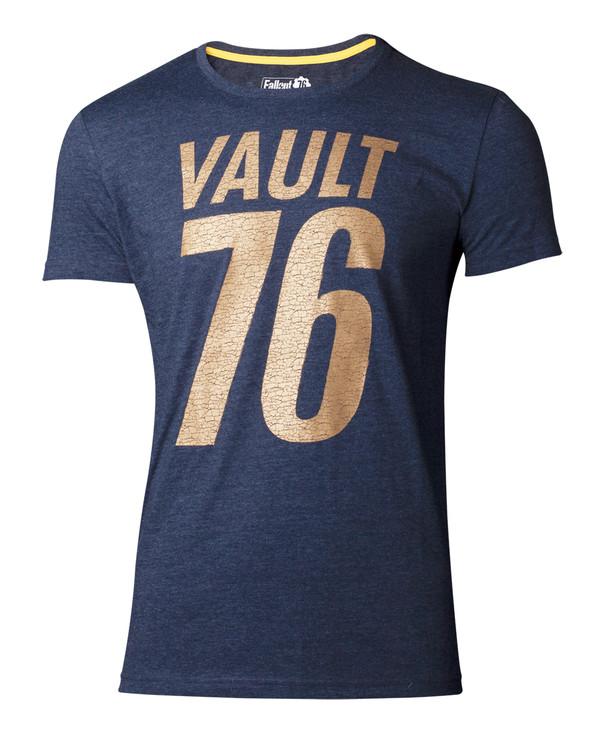 Fallout 76 - Golden 76 T-Shirt