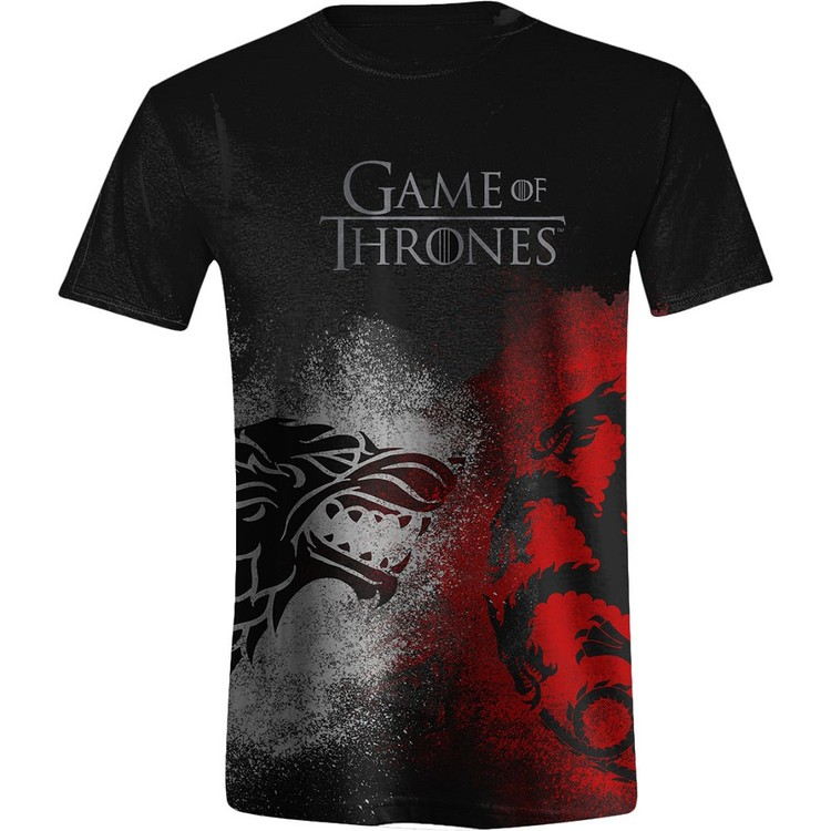 Game of Thrones - Sigil Face Off T-Shirt