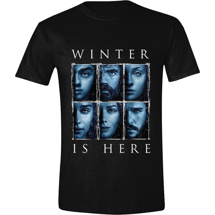 Game of Thrones - Winter Is Here T-Shirt