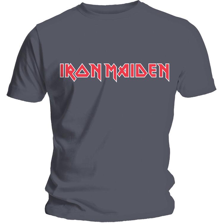Iron Maiden - Classic Logo T-Shirt
