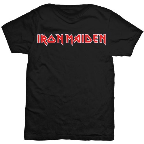 Iron Maiden - Logo T-Shirt
