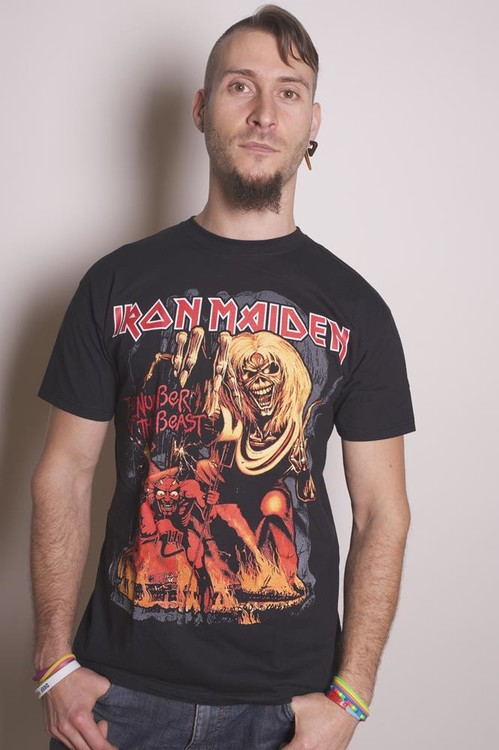 Iron Maiden - Number of the Beast T-Shirt