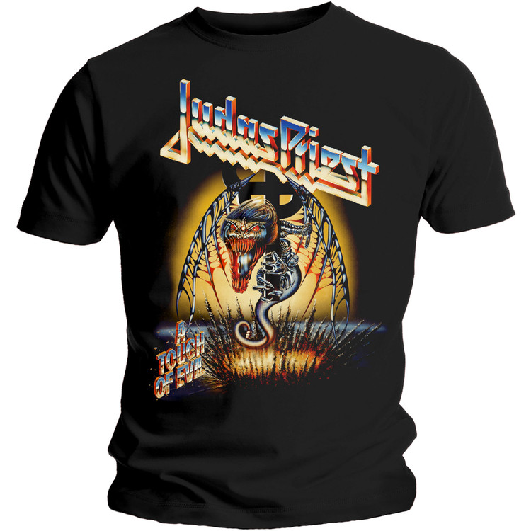 Judas Priest - Touch of Evil T-Shirt