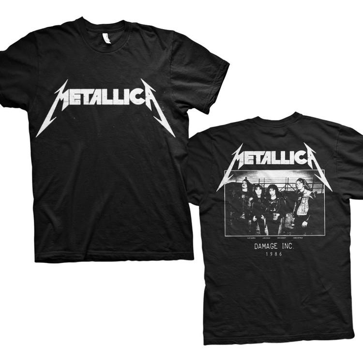 Metallica - Master Of Puppets Photo T-Shirt