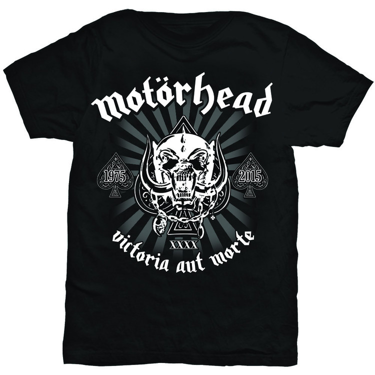 Motorhead - Victoria Aut Morte T-Shirt