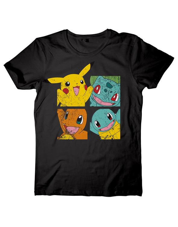 Pokemon - Pikachu and Friends T-Shirt