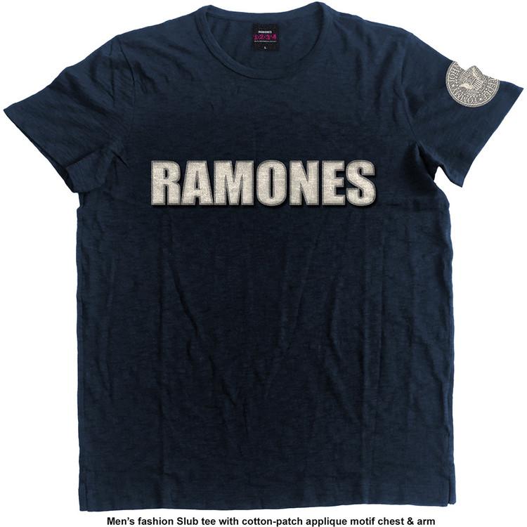 Ramones  - LOGO & PRESIDENTIAL SEAL T-Shirt