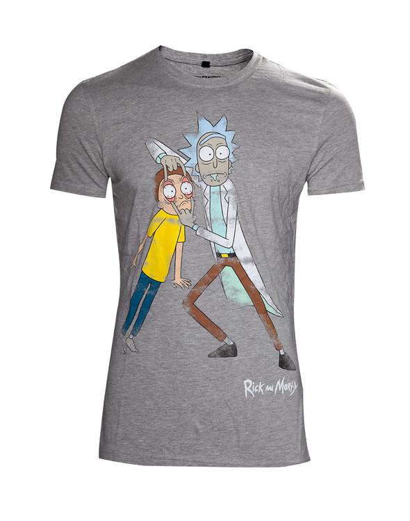 Rick & Morty - Crazy Eyes T-Shirt
