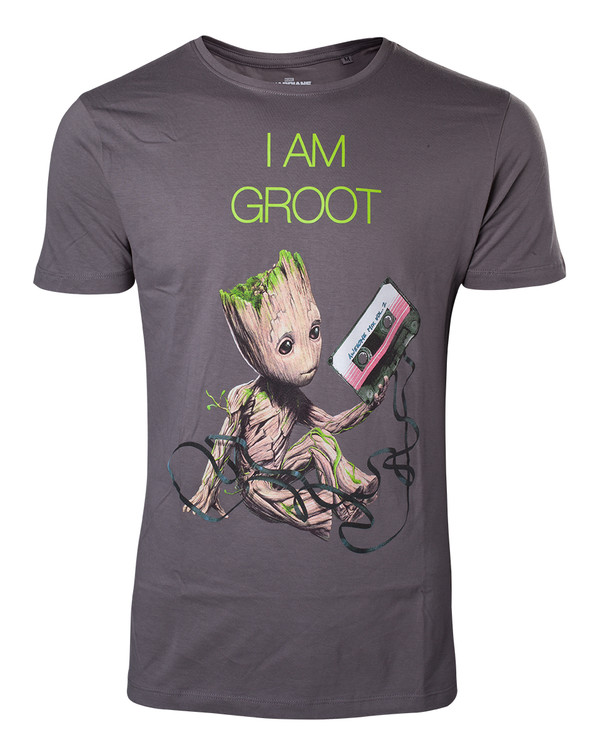Strážci Galaxie - Groot - T-Shirts at Abposters.com 4907c7a2fa7