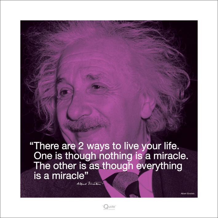 Albert Einstein - Iquote Taide