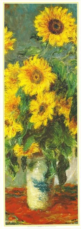 Bouquet of Sunflowers, 1880-81 Taidejuliste