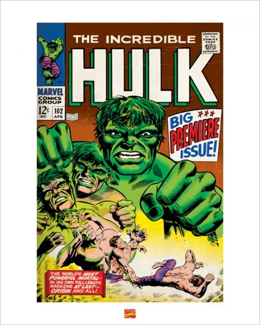 Hulk Taidejuliste