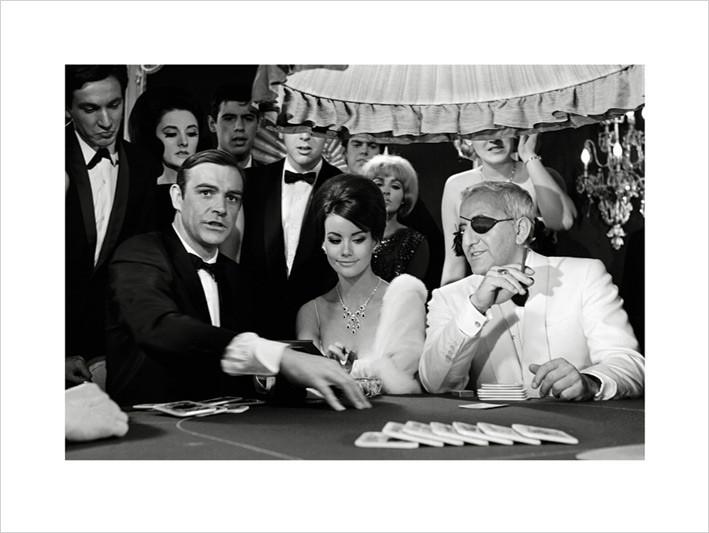 James Bond 007 - Thunderball Taidejuliste