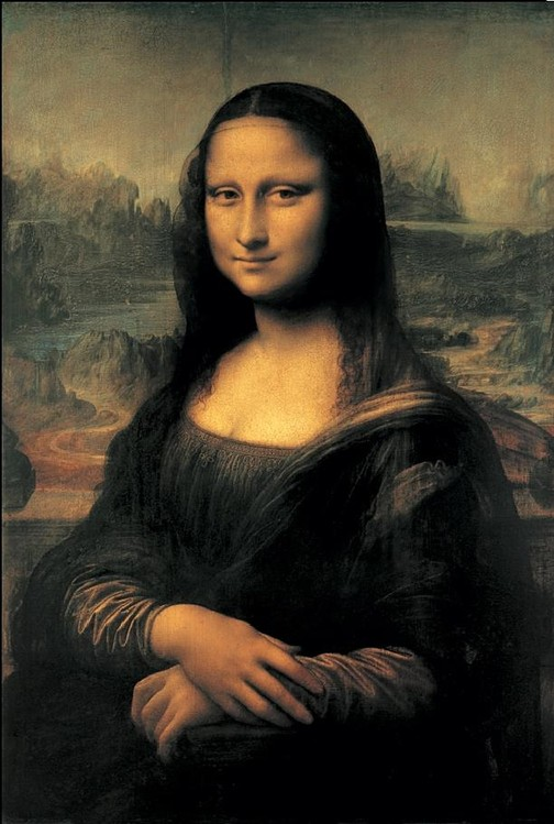 Mona Lisa (La Gioconda) Taidejuliste