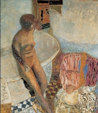 Nude by the Bath Tub, 1931 - Pierre Bonnard Taide