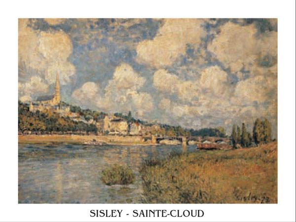 Saint-Cloud Taide
