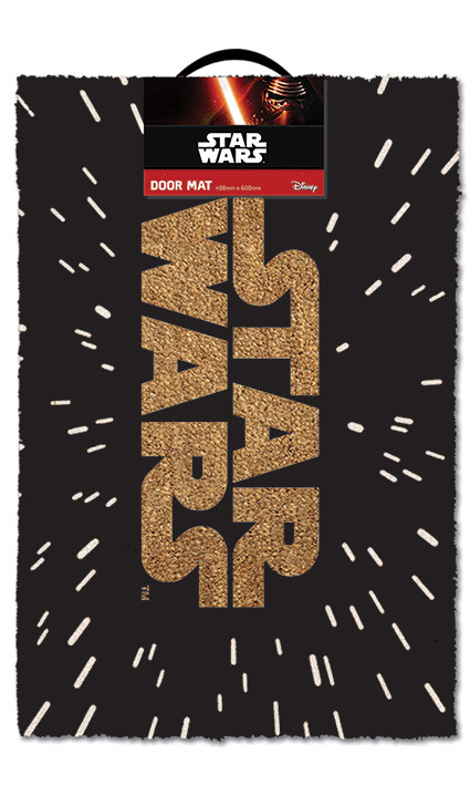 Tapete de entrada  Star Wars - Logo