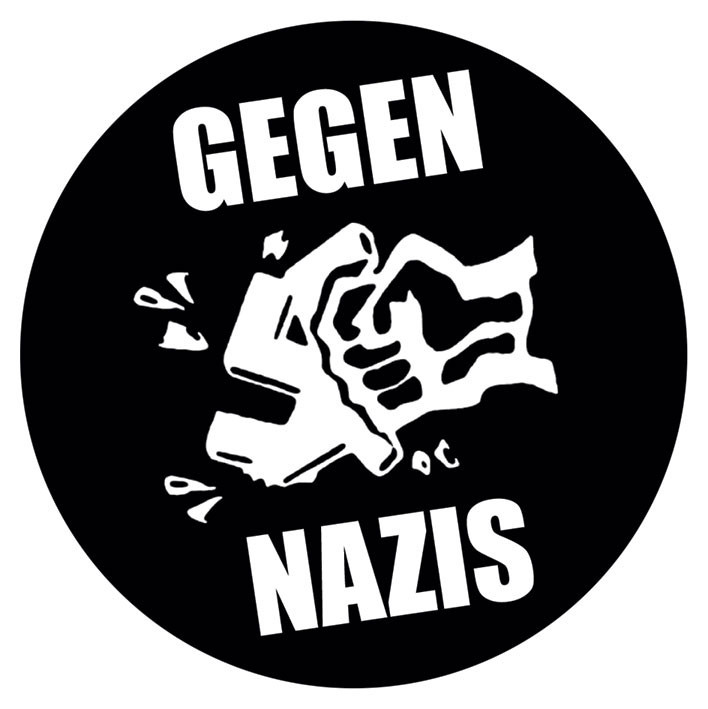 GEGEN NAZIS  Vinyylitarra