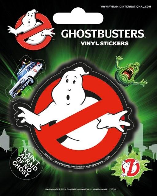 Ghostbusters: haamujengi - Logo Vinyylitarra