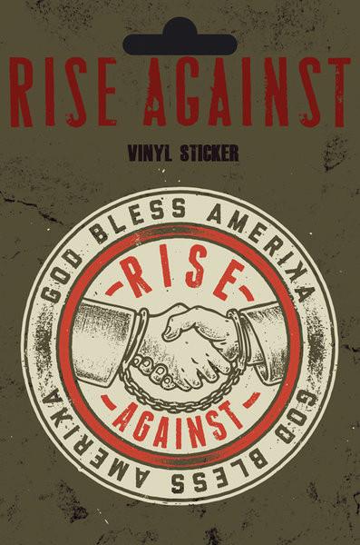 Rise Against - Shaking Hands Vinyylitarra