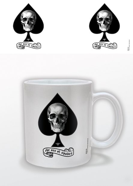 Ace of Spades Tasse