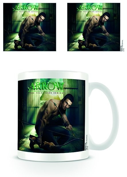 Arrow - Portrait Tasse