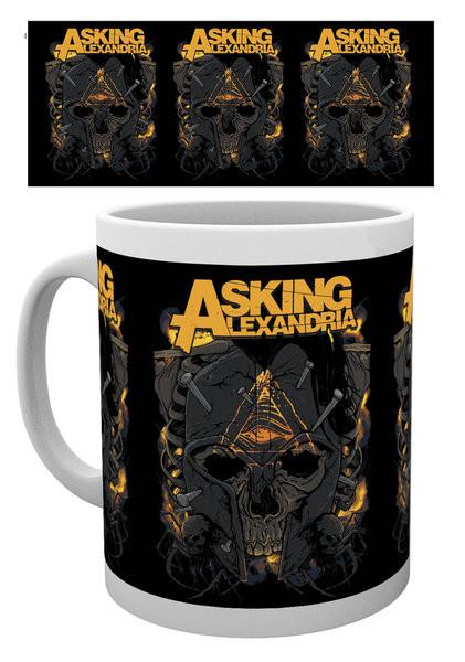 Asking Alexandria - Nails Tasse