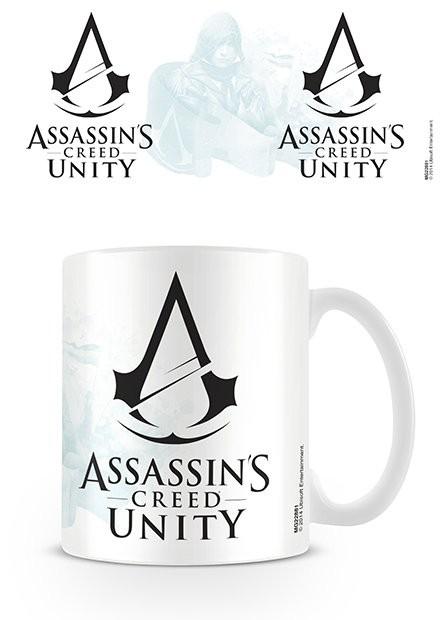 Assassin's Creed Unity - Black Logo Tasse