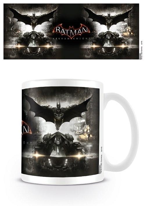 Batman Arkham Knight - Teaser Tasse